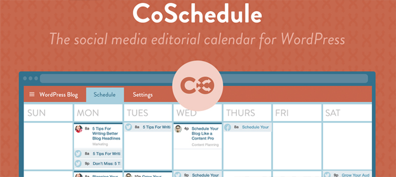 contentkalender coschedule