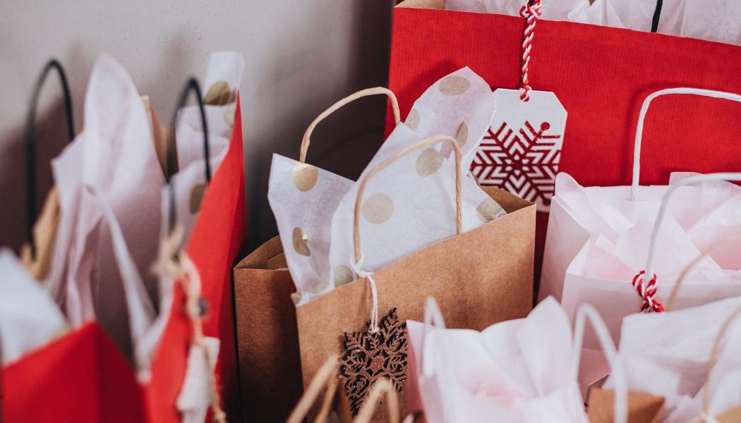 pinterest shopping cadeau tasjes